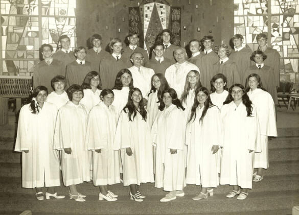 Synagogue confirmation class